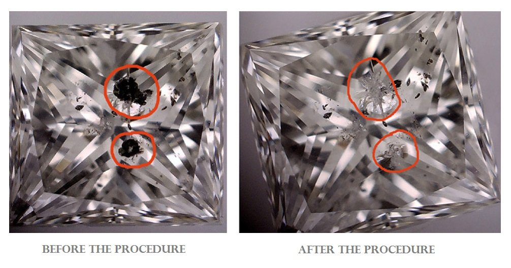 fluorescence purity next grading diamonds education diamond