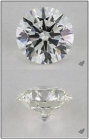 H color diamond