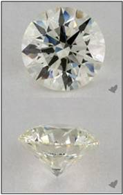 k color diamond