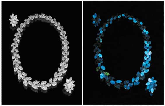 What Is Diamond Fluorescence Why Diamonds Under Black Light Glows