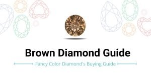 Brown diamond buying guide